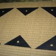 革布を三角形に