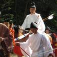 鹿島神宮の流鏑馬神事